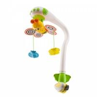 Музыкальный мобиль с проектором MAGIC BUTTERFLIES Happy Baby 330074