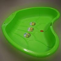 """Песочница-бассейн Mochtoys """"Крыло бабочки"""" (одинарная)"""