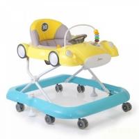 """Ходунки Jetem """"Gran Turismo"""" (Yellow)"""