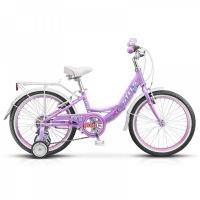 """Велосипед 20"""" STELS Pilot-230 Lady 11"""" 6 скор. светло-пурпурный/белый/розовый"""