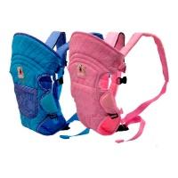 Рюкзак-кенгуру Baby Care 3184 (blue, синий)
