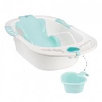 """Ванночка Happy Baby """"Comfort"""" 34005 aquamarine"""