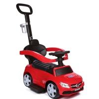 """Каталка Babycare """"Mercedes-Benz AMG C63 Coupe"""" (резиновые колёса) (Красный)"""