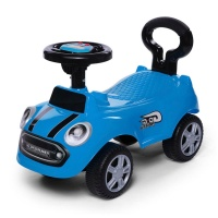 "Каталка Babycare ""Speedrunner"" (музыкальный руль) (Синий)"
