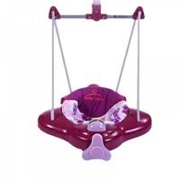 Прыгунки Baby Care Aero (Raspberry Stripe)