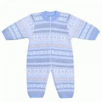 Комбинезон Уси-Пуси 11172 'Метель' (24 голубой)