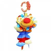 """Развивающая игрушка ROXY-KIDS Лев """"Ру-ру"""" с забавным смехом RBT20016"""