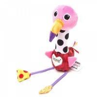 Игрушка Веселый Розовый Фламинго TOMY LC27611
