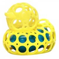 """Игрушка для ванны """"Уточка"""" Желтая 81553-2 Oball"""