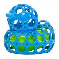 """Игрушка для ванны """"Уточка"""" Голубая 81553-3 Oball"""