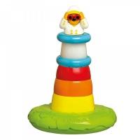 Игрушка д/ванной пирамидка Маяк TOMY E72194