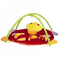 """Игровой развивающий коврик Mioshi """"Удивительный мир"""" (85*85*45 см) MIO0302-040"""