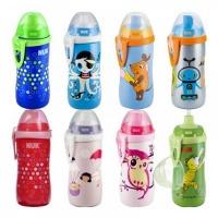 Бутылочка NUK First Choice бутылочка-поильник с трубочкой 10750601