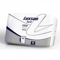 Пеленка LUXSAN Basic/Normal 60 х 60 (уп 30 шт)
