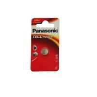 Батарейка Panasonic Power Cell LR44 1 шт. 16205