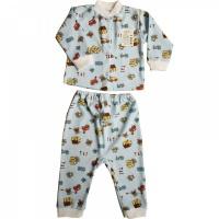 Пижама Папитто И(040) 33-5801 на кнопках (интерлок) р.80