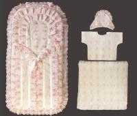 арт.1110нб-012  Набор для новорожденного, 4-х пр.
