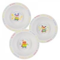 """Тарелка для кормления глубокая Happy Baby """"FEEDING BOWL"""" 15016"""