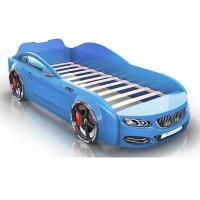 Кровать-машина Romack Real X5 синяя (+ капот) (АКТ №49 от 24.09.20) Трещина