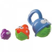"Игрушка для ванной ""FISHERY"" Happy Baby 330069"