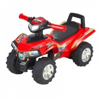 Каталка Baby Care Super ATV 551 (красный (Red))