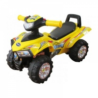 Каталка Baby Care Super ATV 551 (жёлтый (Yellow))