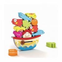"Игрушка Жирафики Игра-баланс ""Морской мир"" 939500"