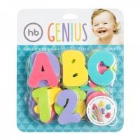 """Набор ПВХ-игрушек """"GENIUS"""" Happy Baby 32023"""