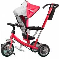 Велосипед My Mumi 6588 поворотное сиденье, красный