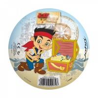 """Мяч 130 мм """"Джек и пираты Нетландии"""" John 54072/50072WD"""