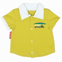 Рубашка Я Большой 76-131-01 р.80
