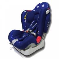 Автокресло SisterBeBe Capsule JM03 гр. 0+1/2 stars blue