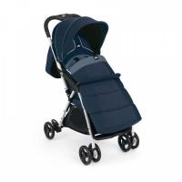 Коляска Cam Curvi детская прогулочная , цвет 117 синий