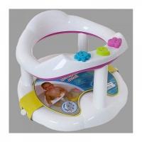 Сиденье для купания детское Бытпласт С 13266 1326605 (розовый)