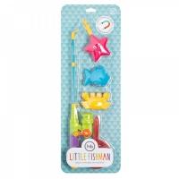 """Набор игрушек для ванной """"LITTLE FISHMAN"""" Happy Baby 32025"""