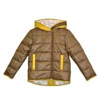 Куртка Ё-маё 39-102 (28 (98) бронза утепленная для девочки