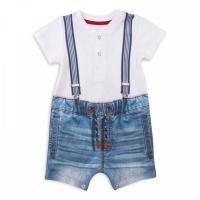 "Песочник Папитто ""Fashion Jeans"" 531-02 для мальчика р.22-68"