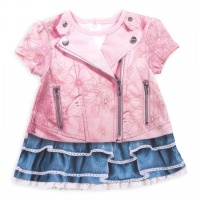 "Платье Папитто ""Fashion Jeans"" 572-03 р.22-74"