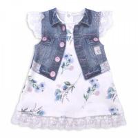 "Платье Папитто ""Fashion Jeans"" 571-03 р.24-80"