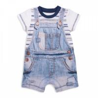 "Песочник Папитто ""Fashion Jeans"" 532-02 для мальчика р.22-68"