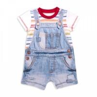 "Песочник Папитто ""Fashion Jeans"" 533-02 для мальчика р.22-68"
