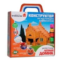 Конструктор керамический, Летний домик: арт.206 Висма