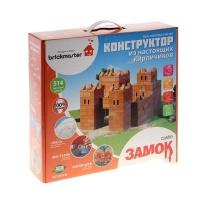 Конструктор керамический, Замок: арт.101 Висма