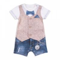 "Песочник Папитто ""Fashion Jeans"" 530-02 для мальчика р.22-74"