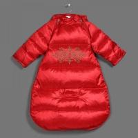 Конверт Ё-маё 68-117 (0-6) красный пуховой