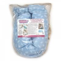 Подушка для беременных ROXY-KIDS Mama's Helper АRT0022 наполнитель полистирол (шарики)