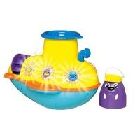 Игрушка д/ванной смотровая подводная лодка TOMY E72222
