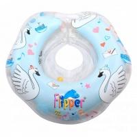"""Круг на шею ROXY-KIDS Flipper FL004 Swan Lake Мusic """"Лебединое озеро"""" (голубой)"""