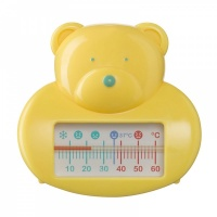 """Термометр для воды Happy Baby """"BATH TERMOMETER"""" 18002 YELLOW"""