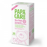 Вкладыши для бюстгальтера Papa Care одноразовые, 30 шт. PC06-00080